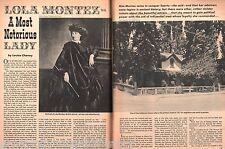 Lola Montez - San Francisco's Most Notorious Lady+Ayers,Booth,Chenal,Cora,Follin