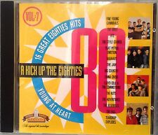 Various Artists - A Kick Up the Eighties, Volume 7: Young at Heart (CD 1992)