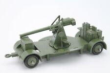 DINKY TOYS 641  * ARMY 1-TON CARGO TRUCK   * ORIGINAL MECCANO