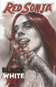 Red Sonja Black White Red #4A FN Stock Image