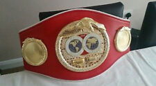 IBF INTERNATIONAL BOXING FEDERATION CHAMPIONSHIP BELT REPLICA ADULT