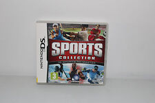 SPORTS COLLECTION NINTENDO DS GAME COMPLETE WITH MANUAL