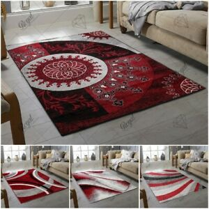 Modern Small,Large Soft Area Rugs Living Room Bedroom Carpet Floor Door mats