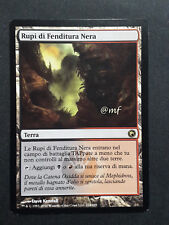 RUPI DI FENDITURA NERA - BLACKCLEAVE CLIFFS ITA -   MTG MAGIC [MF]