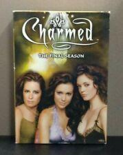 Charmed: The  Final Season   (DVD,6-Disc Set w/Slipcover)     LIKE NEW