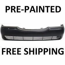 NEW Painted To Match - Front Bumper Cover Fascia For 2003-2011 Lincoln Town Car