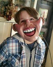 Pinocchio Ventriloquist Puppet half mask