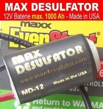 Der Auto-Batterie RETTER! 12V-Desulfator-Pulser bis max 1000Ah, Vollautomatisch