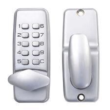 New Keyless Electronic/Code Digital Keypad Security Entry Door Lock US Ship