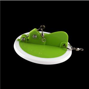 Dipsy Diver Adjustable Directional Trolling Sinker Green 4 Size