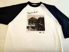 Jazz Promo Baseball T-Shirt - The Crusaders - Rural Renewal P.R.A./Verve Xl Ex