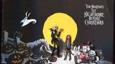 Disney Direct Nightmare Before Christmas 4 Pin Set LE Disney Pin 40070