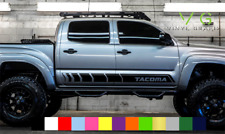 Toyota Tacoma Vinyl Decal Sticker Graphics TRD Sport Side Door x2 ANY COLOR- 101