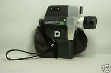Fujica Single 8 P400  super 8 Filmkamera Film camera mit Tasche-3