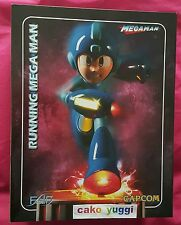 RUNNING MEGA MAN EXCLUSIVE EDITION STATUE FIRST 4 FIGURES F4F NEW 550 EX