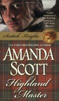 Complete Set Series - Lot of 3 Scottish Knights Trilogy books by Amanda Scott