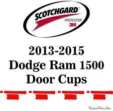 3M Scotchgard Paint Protection Film Clear Bra Pre-Cut 2013 2015 Dodge Ram 1500