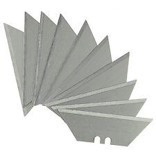10Pcs 60mm Portable Folding Knife / Carpet Utility / Cutter Blades Tool KTSB0024
