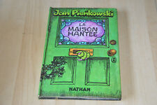 Livre Pop Up La maison Hantée - Jan PienKowski - Nathan