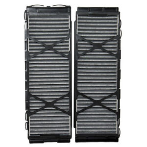Carbonized Cabin Filter Set 2 For Infiniti I30 I35 and Nissan Maxima 2000-2003