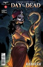 Grimm Fairy Tales: Day of the Dead 5 Cover C