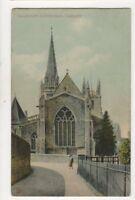 Llandaff Cathedral Cardiff 1910 Postcard 865a