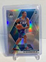 2019-20 Mosaic Basketball, PJ Washington Jr. Silver Prizm Rookie! Hornets🏀 PSA