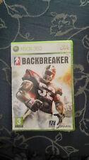 Backbreaker  XBOX 360 SIGILLATO EDIZIONE ITALIANA