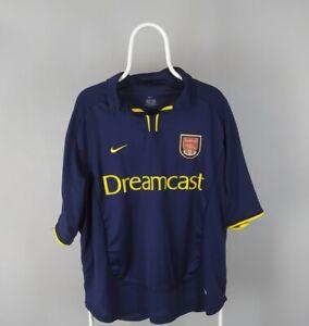 FC Arsenal Jersey Vintage Size-XL