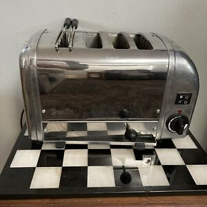dualit 4 slice toaster With Sandwich Holder Works Great!