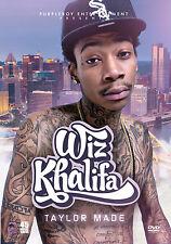 WIZ KHALIFA 45 MUSIC VIDEOS HIP HOP RAP DVD BIG SEAN CURREN$Y SNOOP DOGG WALE
