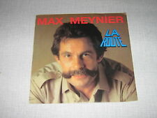 MAX MEYNIER 45 TOURS FRANCE LA ROUTE
