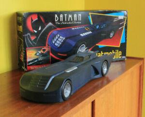 Batman The Animated Series - Batmobile - Kenner