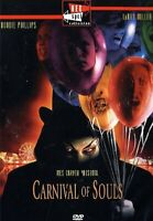Carnival of Souls DVD Wes Craven Nuovo Sigillato Red Spot Collection Ita