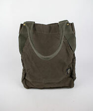 New. RALPH LAUREN DOUBLE RL RRL Green Khaki Travel Tote Bag