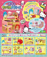 Liebe Sanrio Andenken Furukonpu 8 Pcs Candy Spielzeug Sanrio & Gummi