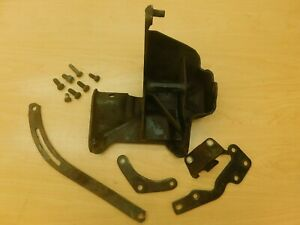 ALTERNATOR A/C COMPRESSOR BRACKETS 455 1971-1976 BUICK EXC 80 AMP ALT 71BE1-1D1