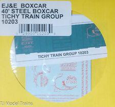 Tichy Train Group #10203 Decal for: Elgin, Joliet & Eastern 40' Steel Boxcar