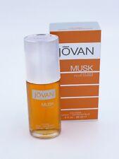 JOVAN MUSK For Men Pour Homme Cologne Spray Vaporisateur 88ML (Made in USA)