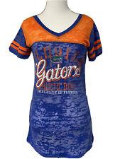 Touch Alyssa Milano Women Florida Gators Sheer T Shirt New size M