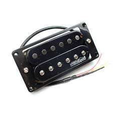 Wilkinson Electric Guitar Pickup Humbucker Bridge MWHBB