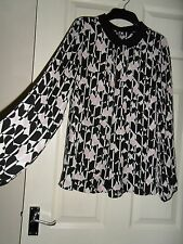 George Party Polyester Women's Blouses