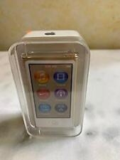 New Apple iPod Nano 16GB Gold ~ New in Apple Factory sealed retail box NIB