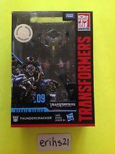 NEW Hasbro Takara Tomy Transformers Studio Series Thundercracker TRU Exclusive