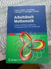 Arbeitsbuch Mathematik 2. Auflage Springer Spektrum