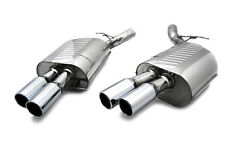 Eisenmann exhaust rear section for BMW E63 E64 M6, 83mm tailpipes