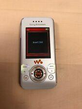 Sony Ericson W580i