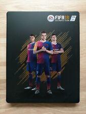 FIFA 18 - Ultimate Team Steelbook (ohne Spiel) EA Sports | PS4 XBox One PC, NEU