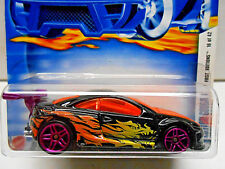 Hot Wheels Custom Cougar #028 (2002) Black