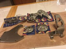street and performance pulleys and brackets ZR1